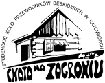 Logo chaty na Zagroniu