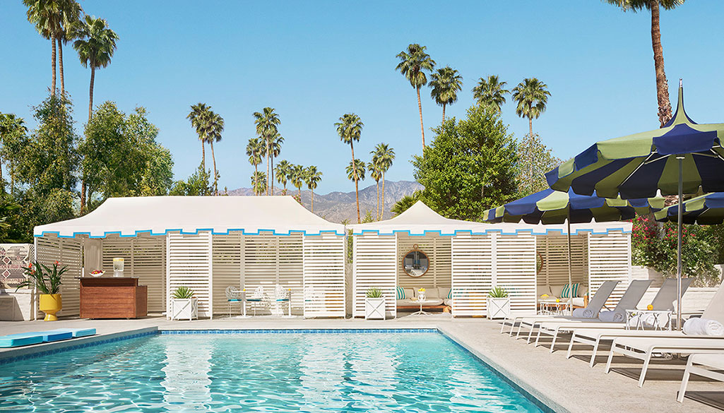 5 star resort in Palm Springs
