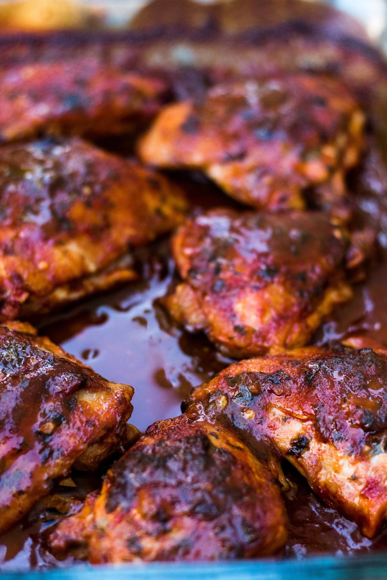 Baked BBQ