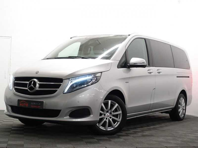 Mercedes-Benz V-Klasse 220 CDI Lang 8/9 Persoons Amg Style Autom - Navi, Camera, Xenon, afbeelding 17