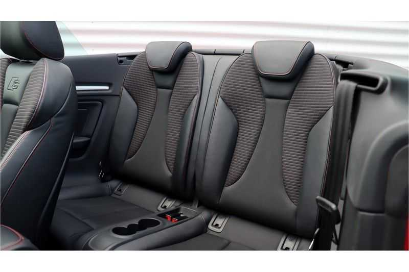 Audi S3 Cabriolet 2.0 TFSI quattro Virtual Cockpit, Matrix LED afbeelding 20