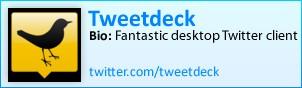 TweetDeck on Twitter