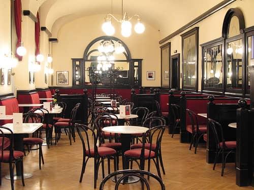 classic Viennese restaurant