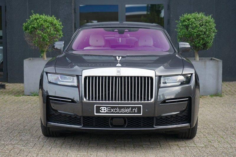 Rolls-Royce Ghost 6.75 V12 Nieuw model, Starlight Headliner, Bespoke audio afbeelding 3