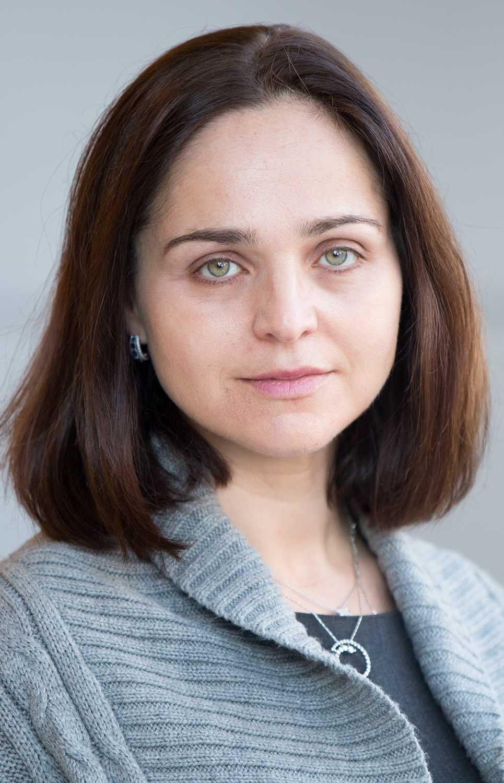 Victoria Chernyak, MD