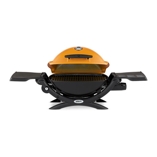 BBQ Weber Série Q 1200 Orange
