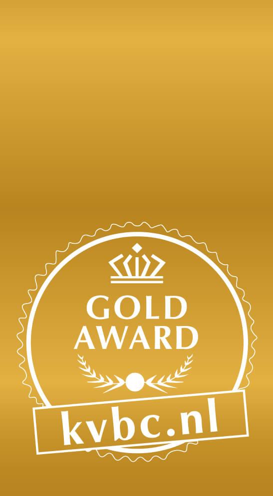 Gold award - Living Creations