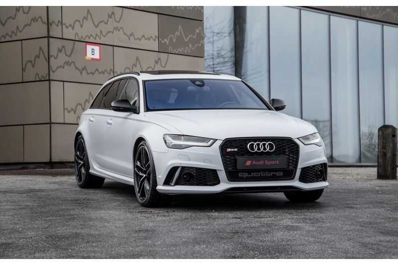 Audi RS6 Avant 4.0 TFSI RS6 quattro | 560PK | Audi Exclusive | Pano.Dak | Bose Sound | Adapt.sport Onderstel | afbeelding 12