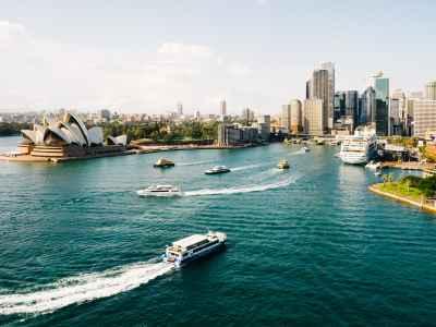 A scene of Sydney & NSW