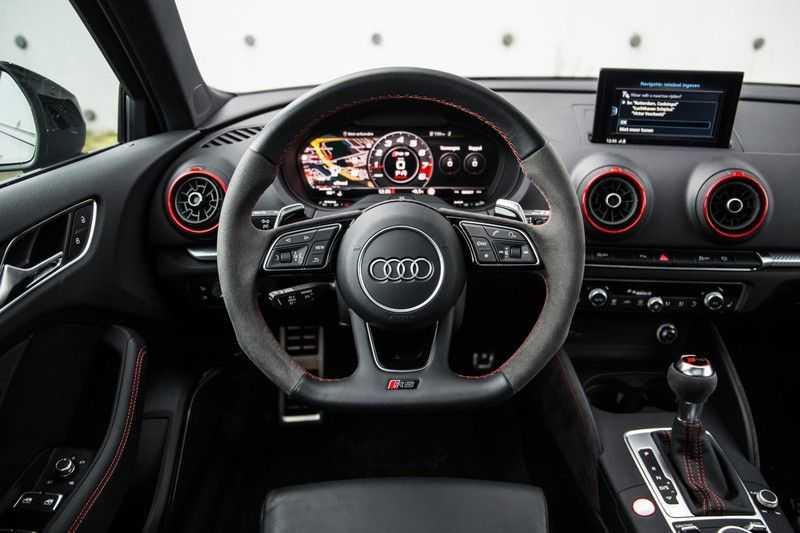 Audi RS3 Sportback 2.5 TFSI quattro   MMI-Nav   B&O Sound   Keyless entry   Pano. dak   Matrix Led   Virtual cockpit   afbeelding 6