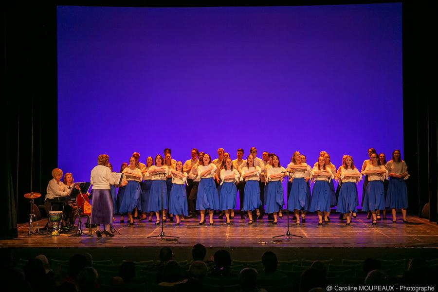 Yunost Dubna University-Mouv'ton Choeur 2019
