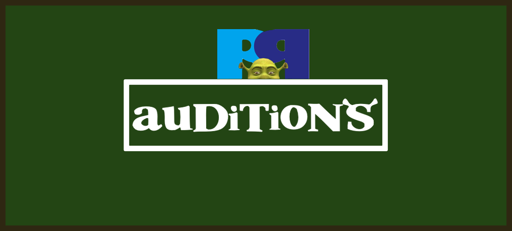 Shrek Auditions