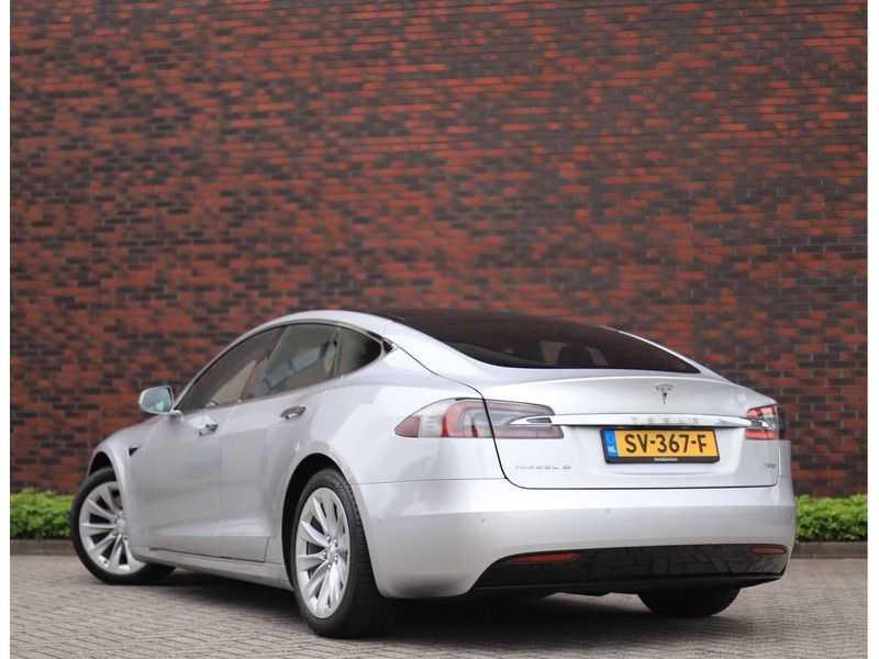 Tesla Model S 75D Base *4% t/m 06-'23*5-persoons*AutoPilot* afbeelding 14