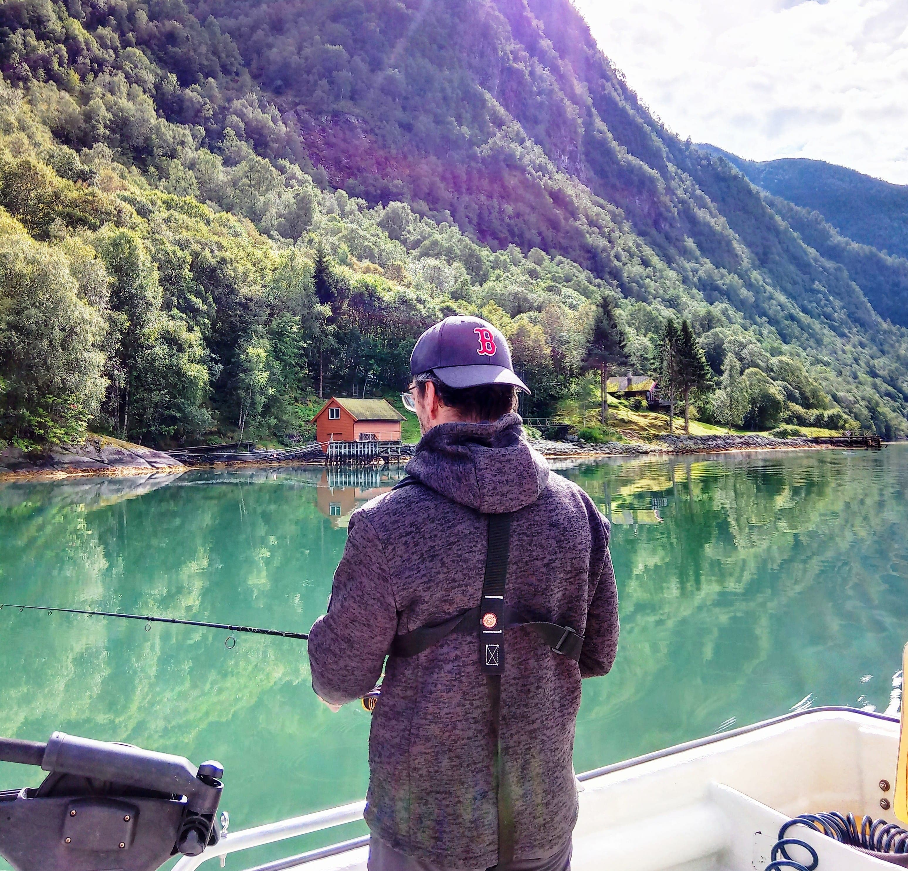 Balestrand Fjord Angling & Trolling - The Genuine fjord experience!