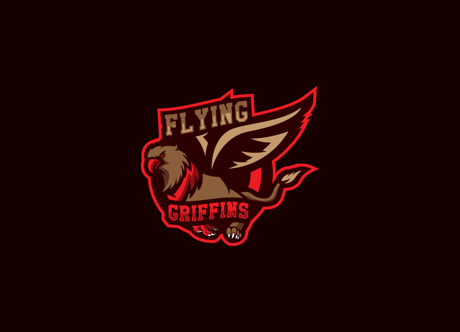 Flying Griffins logo