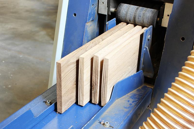 macchina per taglio legno in fogli sottili