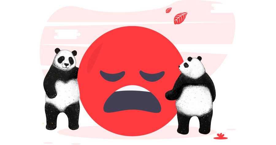 emotional pandas