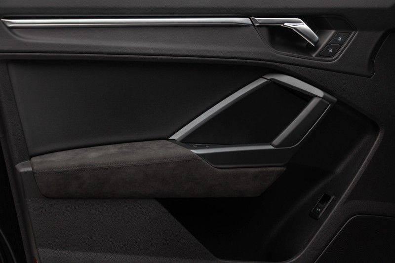 "Audi RSQ3 Sportback 2.5 TFSI 400pk Quattro Panoramadak BlackOptic B&O ValconaLeder+Memory Matrix Navi/MMI DriveSelect Keyless Camera 21"" Pdc afbeelding 14"