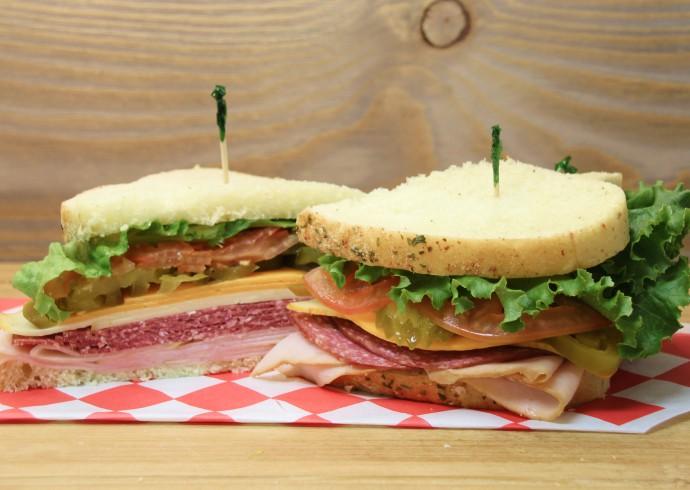Double Decker Sandwich