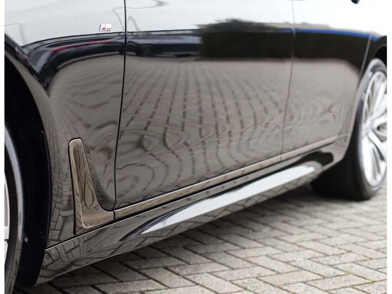 BMW 7 Serie 750d xDrive *M-sport*Head-Up*Asistant Plus* afbeelding 16