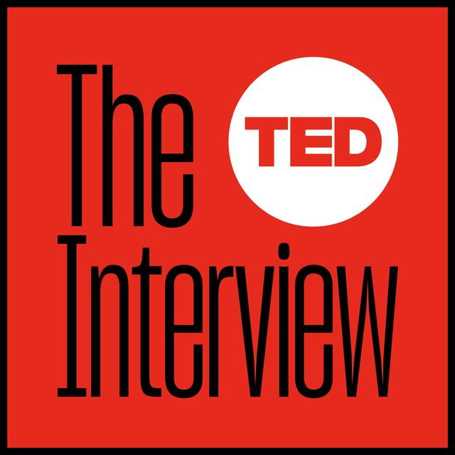 podcast cover of The TED Interview by TED