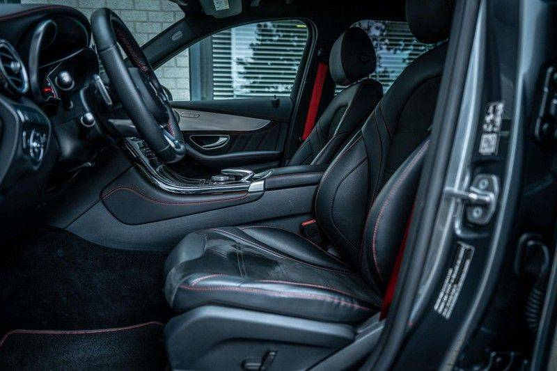 Mercedes-Benz GLC 43 AMG 4MATIC, 367 PK, 63 AMG Look, Panoramica, Airmatic, Trekhaak, Camera, LED, Comand Online, 87DKM! afbeelding 11