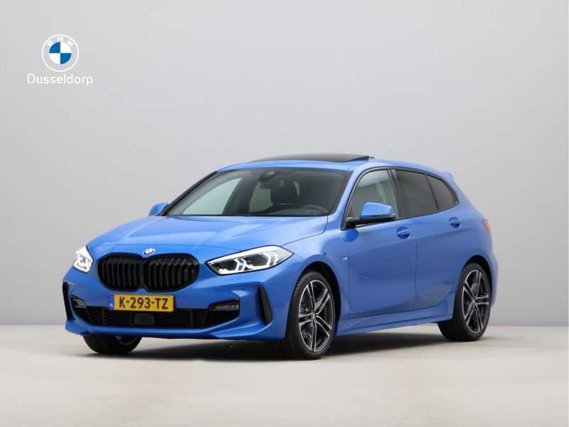 BMW 1 Serie 118i High Executive M-Sport afbeelding 1