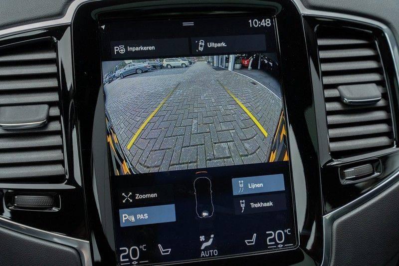 "Volvo XC90 2.0 D4 190pk AWD Inscription 7-pers. Pano Leer Camera 21"" afbeelding 24"