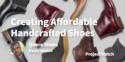 featured image thumbnail for post How We Started Creating Handcrafted Leather Men's and Women's Shoes for an Affordable Price and Sold 5,000 Pairs