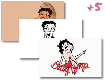 Betty Boop theme pack