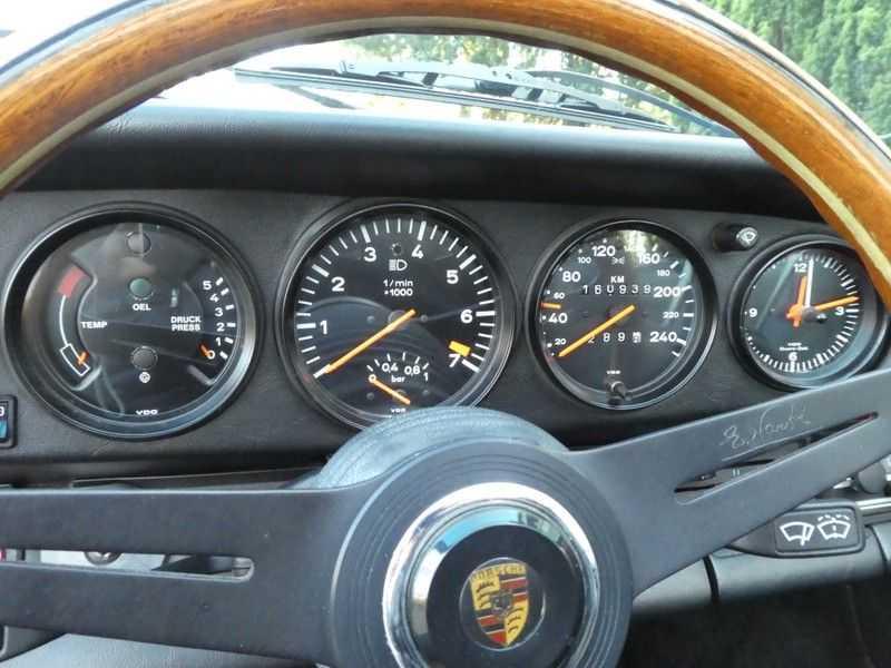 Porsche 911 3.0 SC Targa, Nederlandse auto, history compleet afbeelding 11