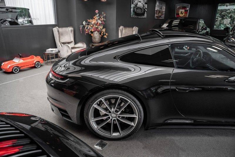 Porsche 911 992 S Sport Design Pakket Sport Chrono Sport Uitlaat Bose Pano 3.0 Carrera S Led Matrix Lift Alcantara Hemel afbeelding 13