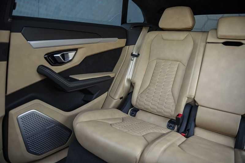 Lamborghini Urus 4.0 V8 + Full Option + Rear Seat Entertainment + Nightvision afbeelding 24