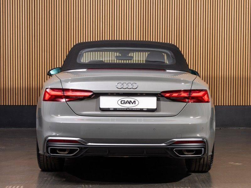 Audi A5 Cabriolet 40 TFSI Aut. S-LINE afbeelding 8