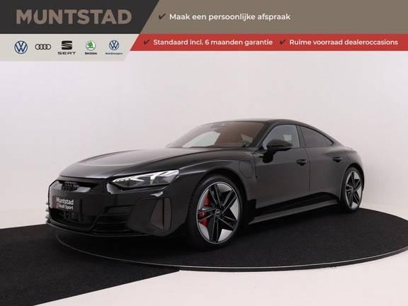 Audi e-tron GT RS 646PK    Head-Up   Stoelventilatie/Verwarming/Massage   360 Camera   B&O Sound   Carbon  