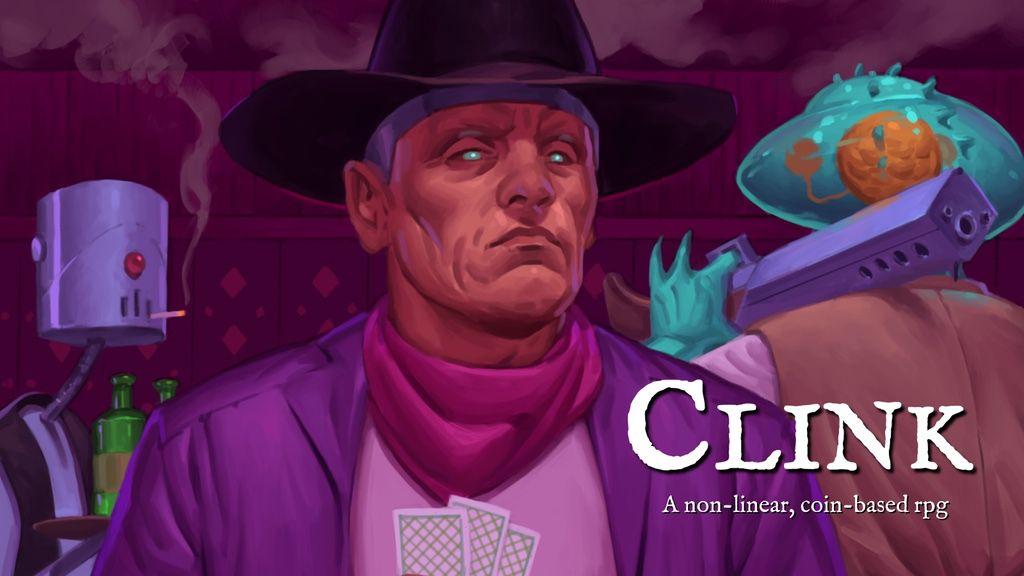 Clink Kickstarter image