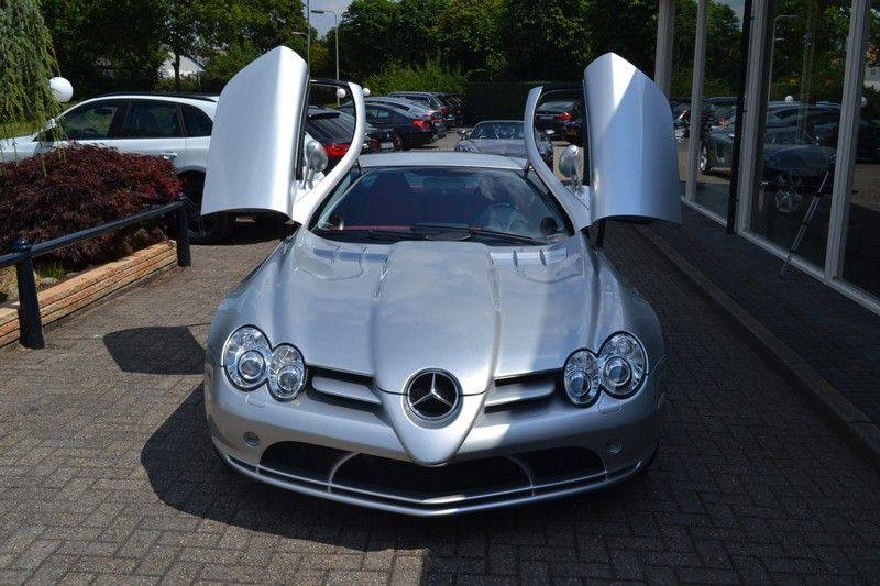 Mercedes-Benz SLR Mclaren Brand New! afbeelding 10
