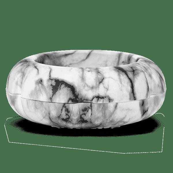 Mini Fan Diffuser — Marble White