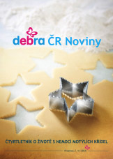 DEBRA ČR Noviny - prosinec 2015