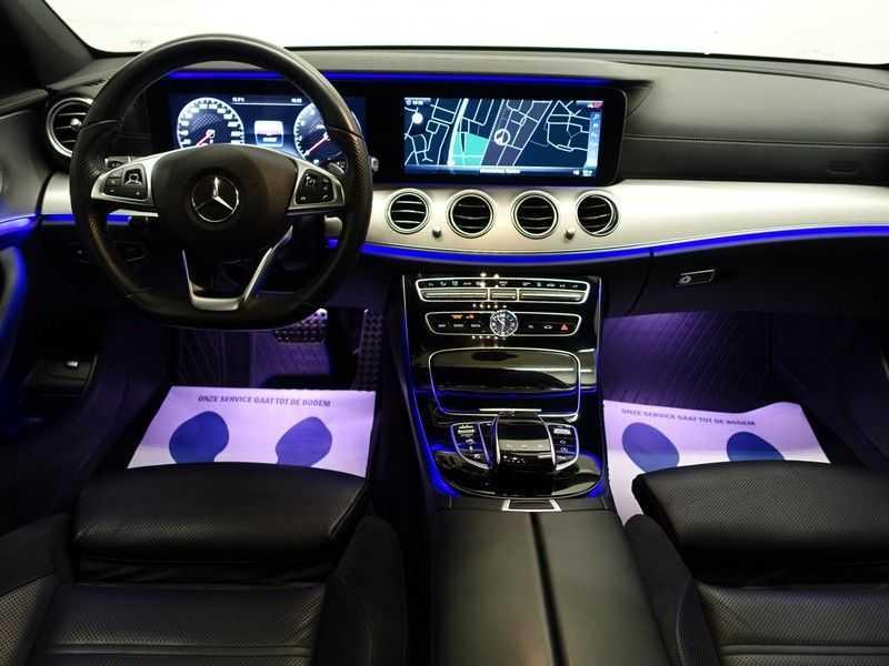 Mercedes-Benz E-Klasse Estate 43 AMG 4MATIC Prestige 402pk Aut- Pano, Keramisch, Widescreen, Full! afbeelding 12