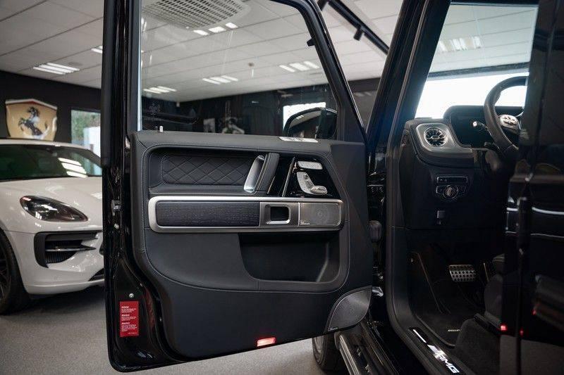 Mercedes-Benz G-Klasse G63 AMG Burmester G 63 AMG Burmester Premium Plus pakket afbeelding 19