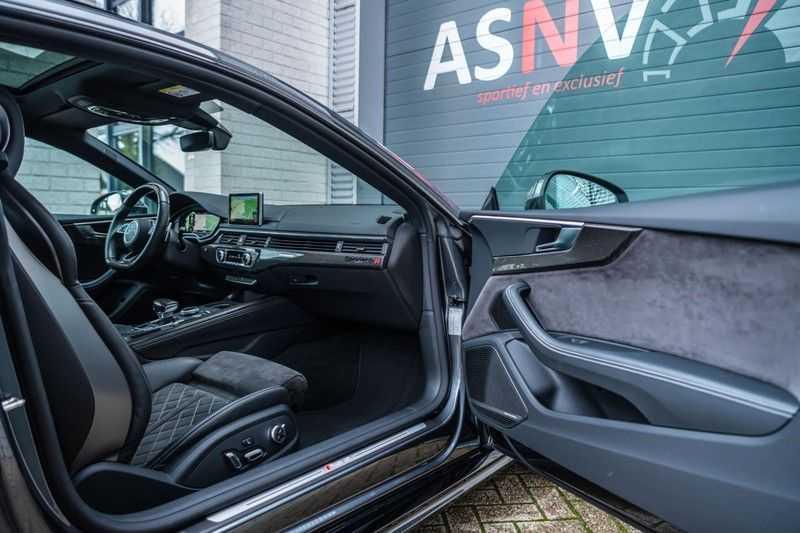 Audi RS5 Coupé 2.9 TFSI Quattro Pro Line Plus, 520 PK/JD, Full Capristo-R, Full Carbon, 20'' BBS Wheels, Pano/Dak, 52DKM!! afbeelding 4