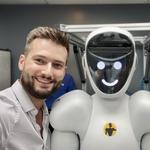 Let's talk robotics with Dr. Nicholas Nadeau!