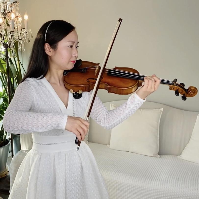 Rachmanianoff Vocalise Violin & Piano Duet
