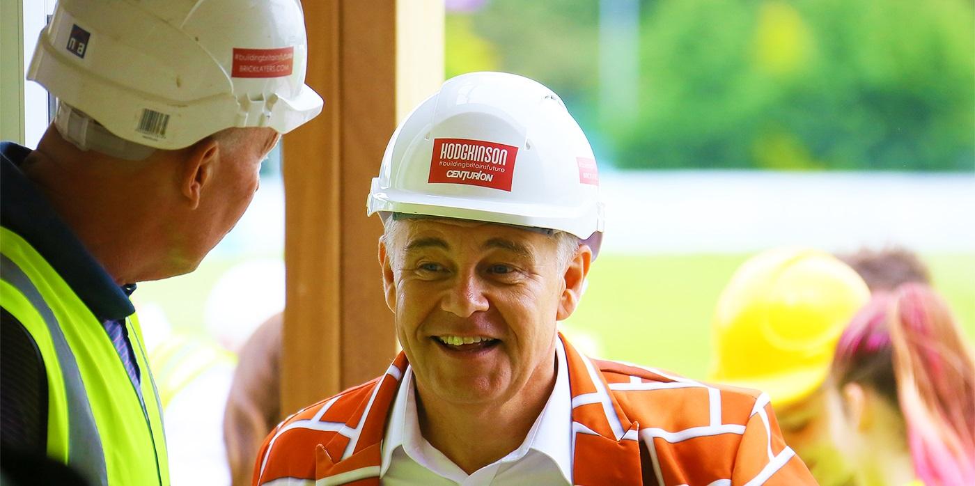 About Hodgkinson Builders - Ian Hodgkinson