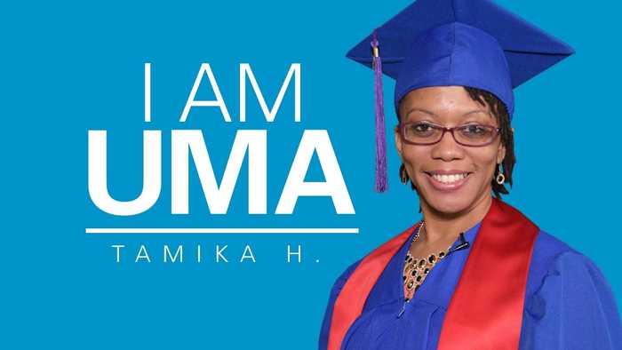 Tamika H. Testimonial Video Poster