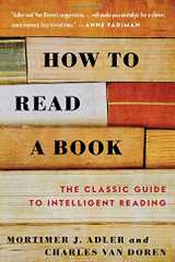 Related book How to Read a Book: The Classic Guide to Intelligent Reading Cover