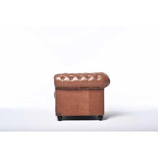 The Chesterfield Brand Vintage 2zitsbank Bruin 550x550 77 cm