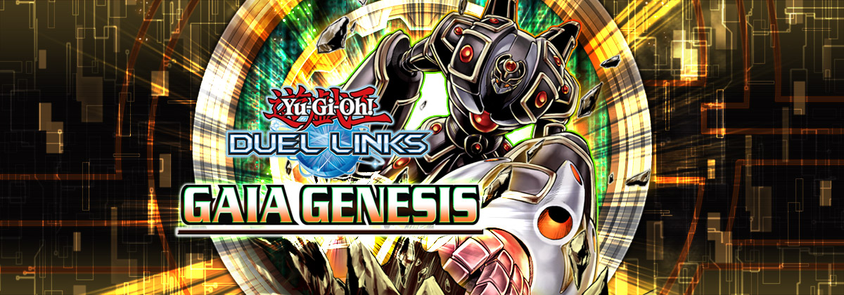 Box Review: Gaia Genesis | YuGiOh! Duel Links Meta