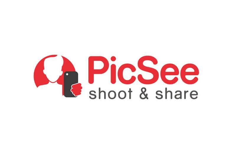 עיצוב לוגו לאפליקציה בתחום שיתוף התמונות